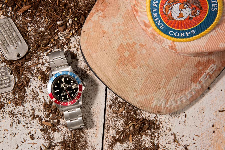 Celebrate the 4th by showing your colors on your watch!