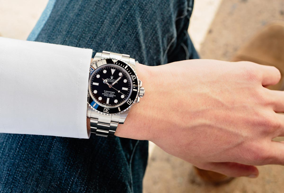 No Date Submariner