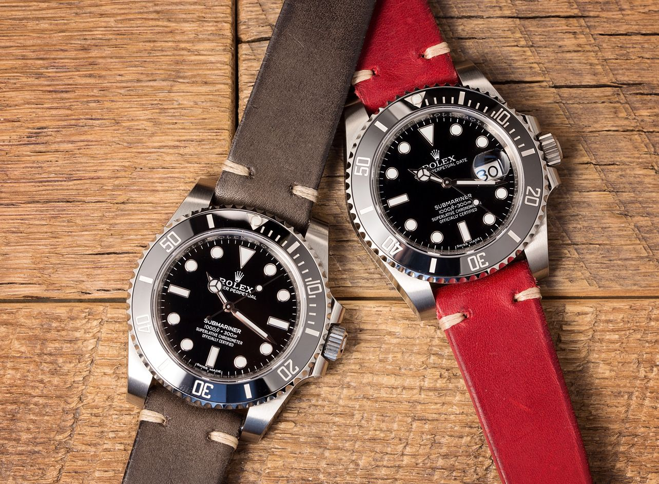 Rolex Submariner Date vs. Submariner No-Date