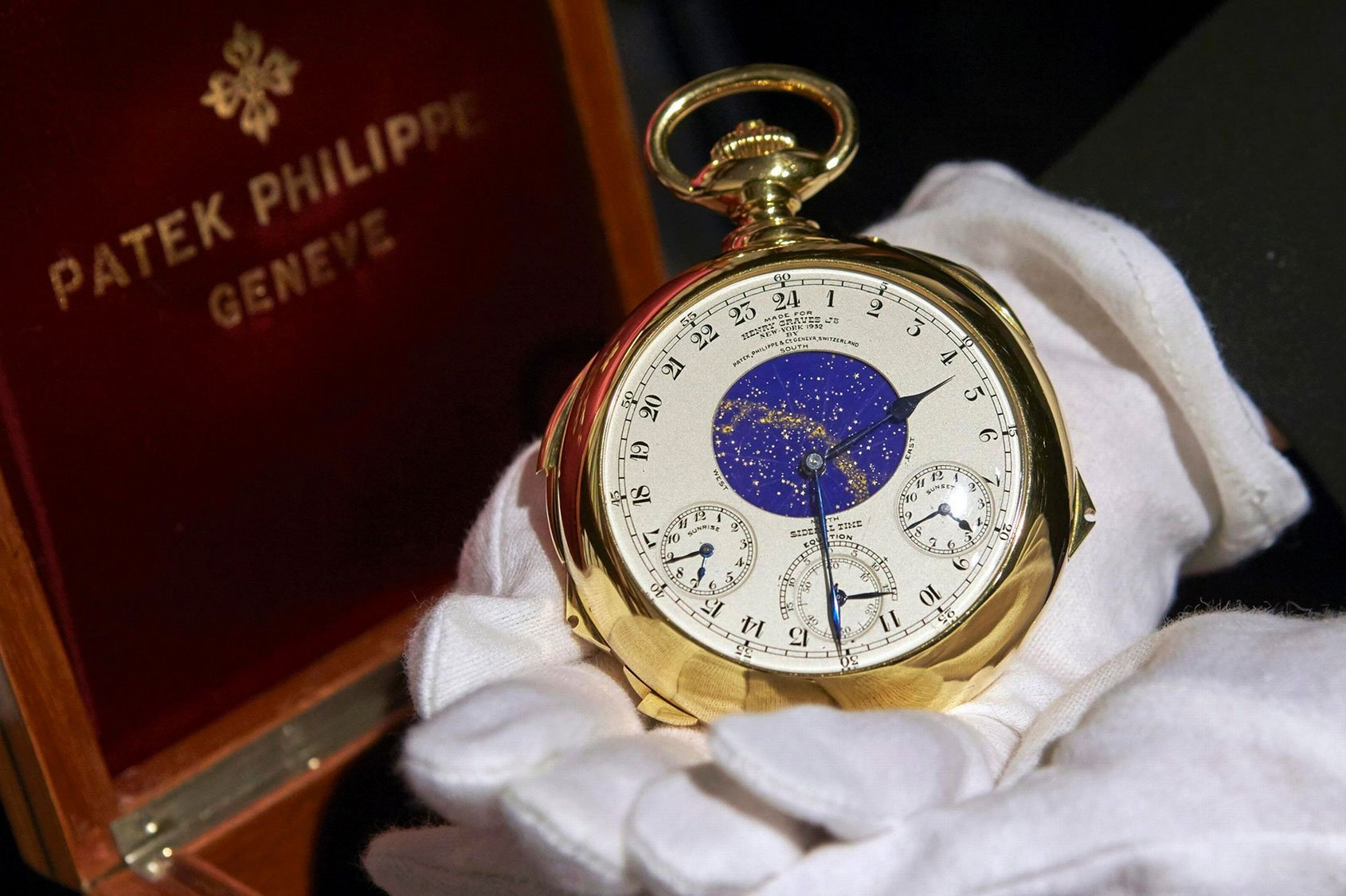 Patek Philippe's Grand Exhibition