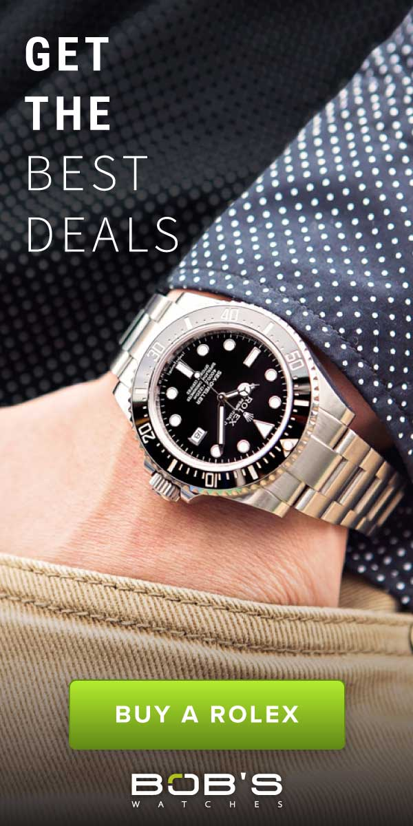 Get The Best Deals - Buy A Rolex