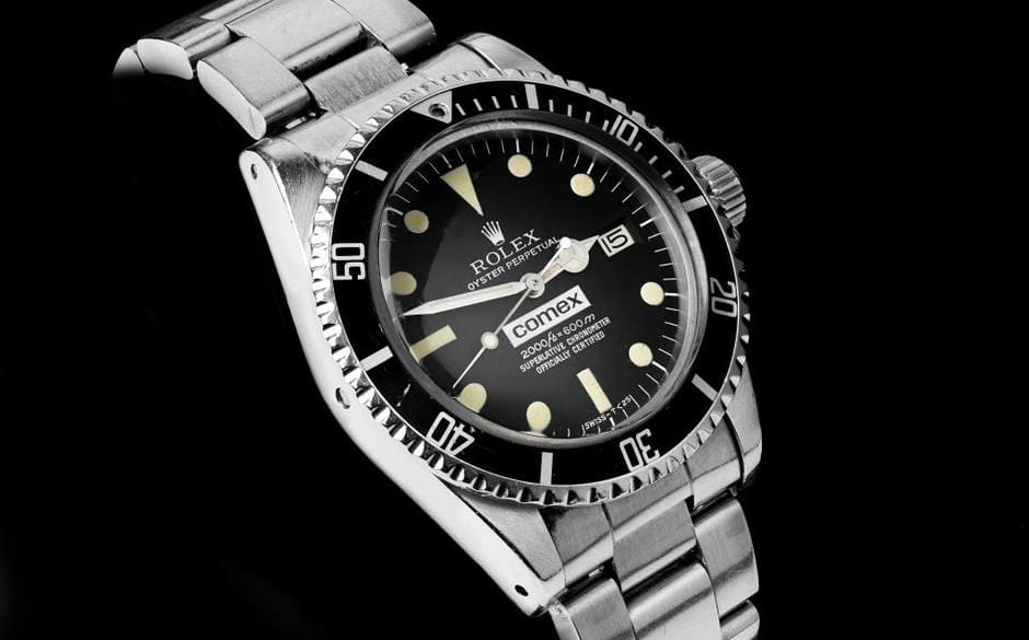 Real Rolex Watches >> Tool Watch: COMEX Sea-Dweller Models - Bob's Watches
