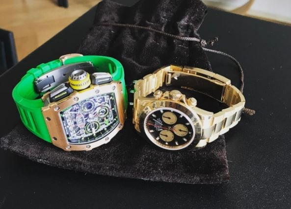 Certified Pre Owned >> Celeb Watch: 4 of Drake's Rolex Watches - Bob's Watches