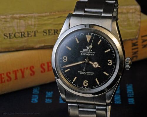 Vintage Rolex Explorer 1016