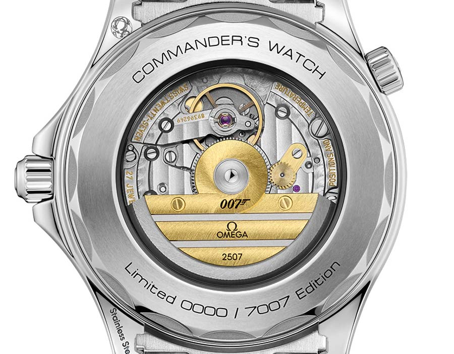 Commander's Watch