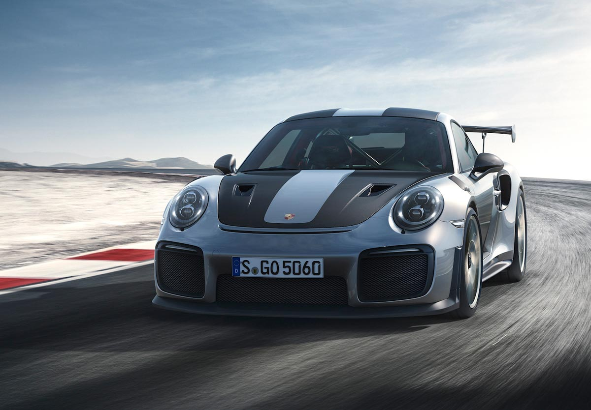 911 GT2 RS Chronograph