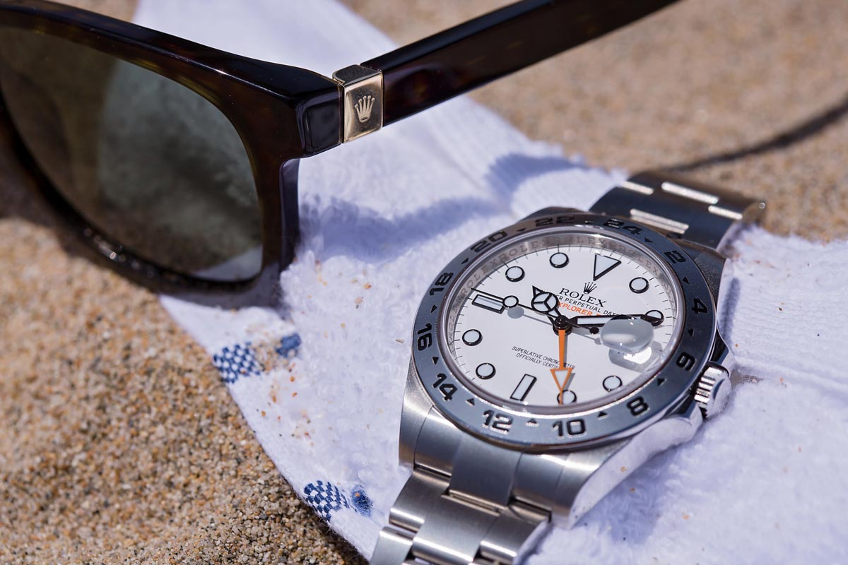Waterproof Watches vs Water Resistant Watches - Rolex Polar Explorer