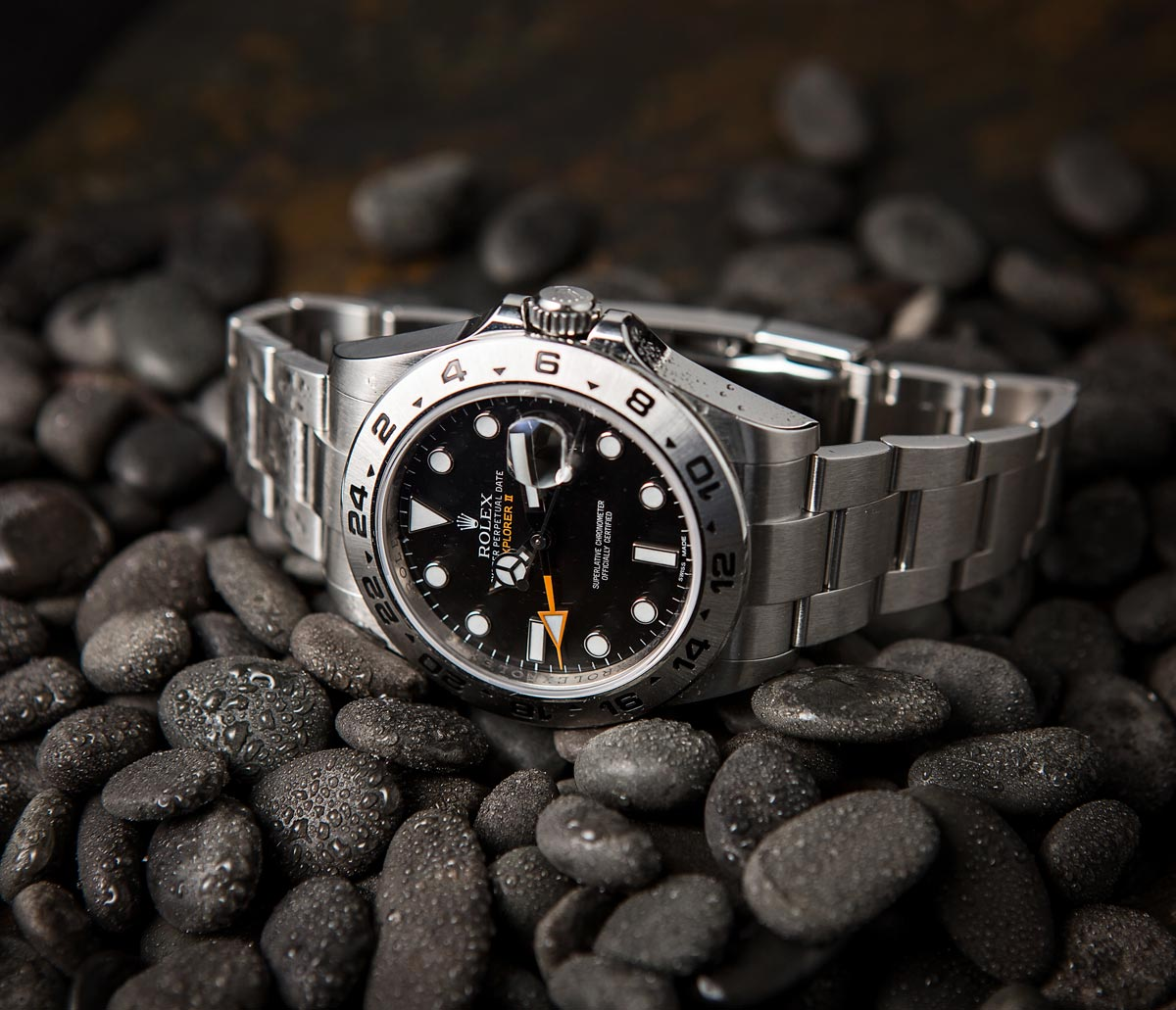 Top Stainless Steel Rolex Watches