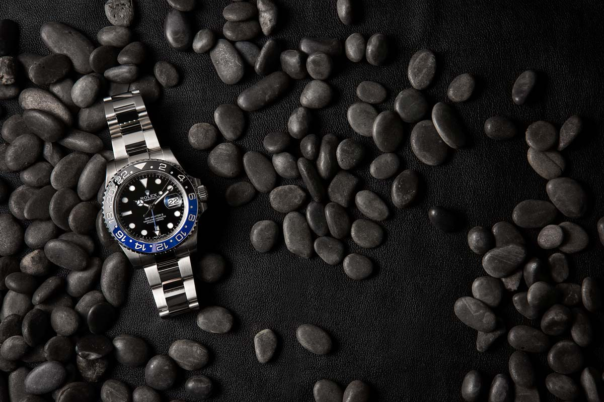 The legendary GMT Master II 116710 BLNR is guaranteed to maintain its value Batman