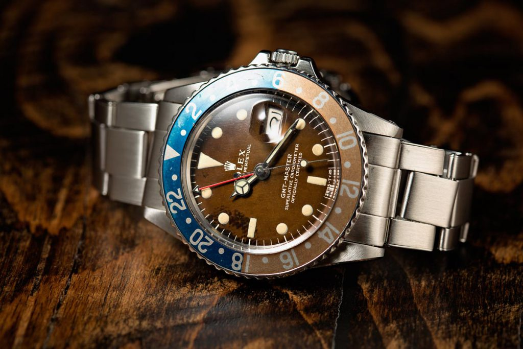 The Rolex GMT Master 1675