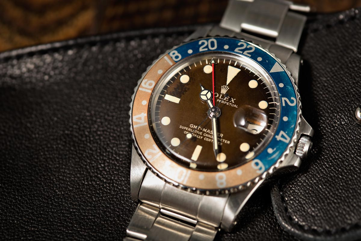 Vintage Rolex Collectibles