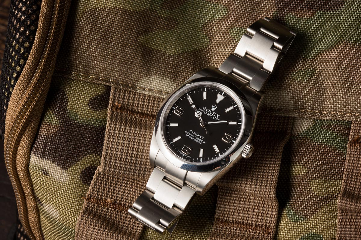 Rolex Explorer vs Tudor Heritage Ranger Shopping Guide 214270 79910
