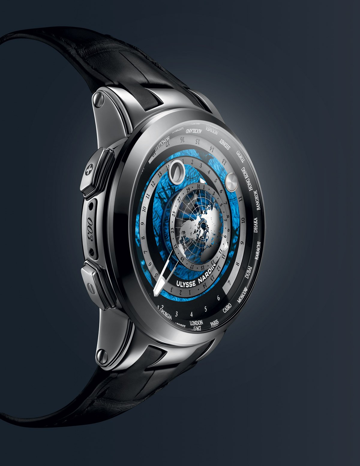 Moonstruck Worldtimer
