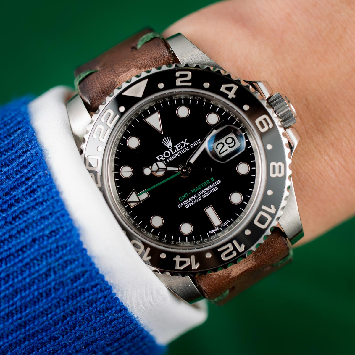 Why Leather Straps are Perfect For Your Rolex , Bob\u0027s Watches