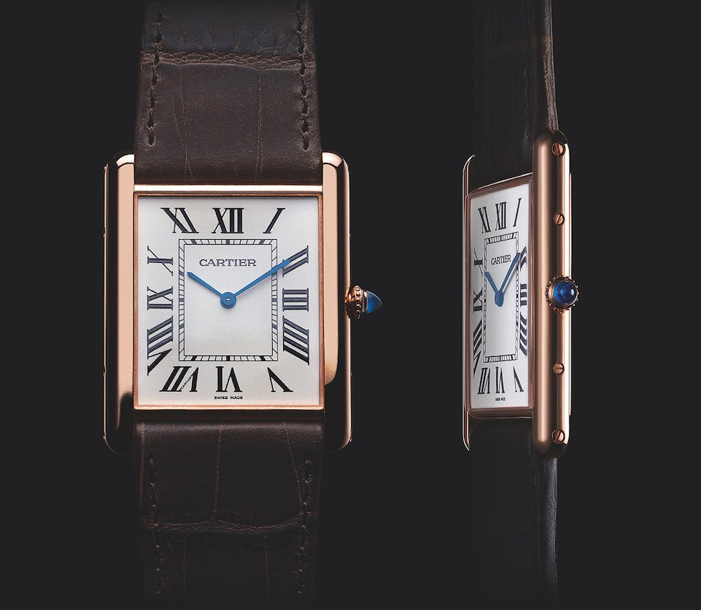 c561c5d2646 The Cartier Tank Watch