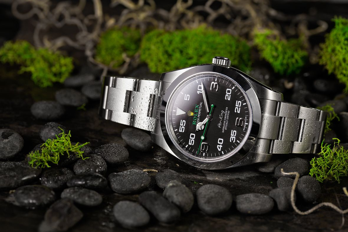 Rolex Air-King Reference 116900 Pilot Watch