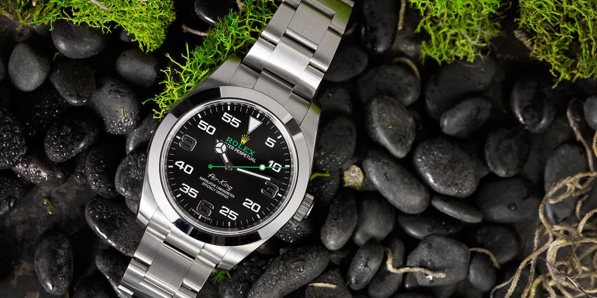 Antimagnetic Rolex Watches