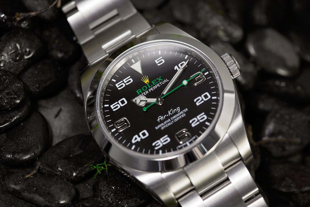 Rolex Air-King 116900 Stainless Steel