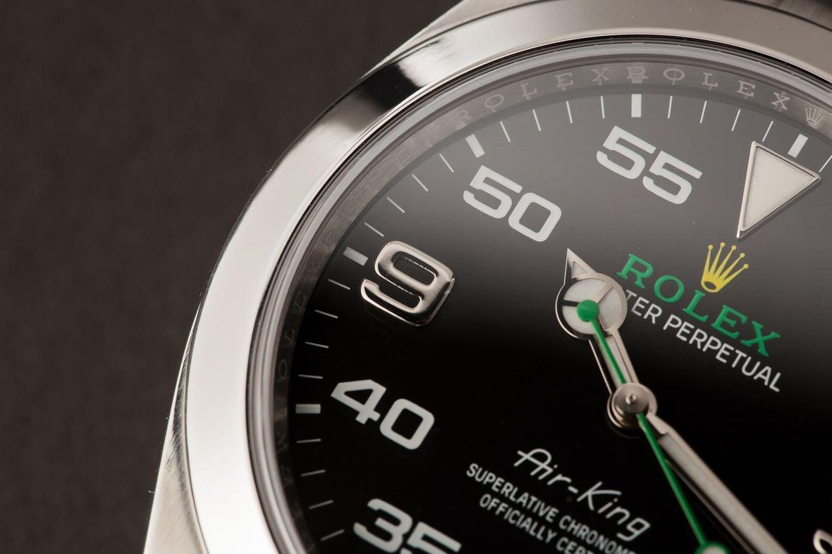 Rolex Air-King 116900 Pilots Watch