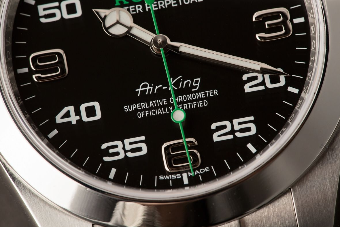 Rolex Air-King Reference 116900