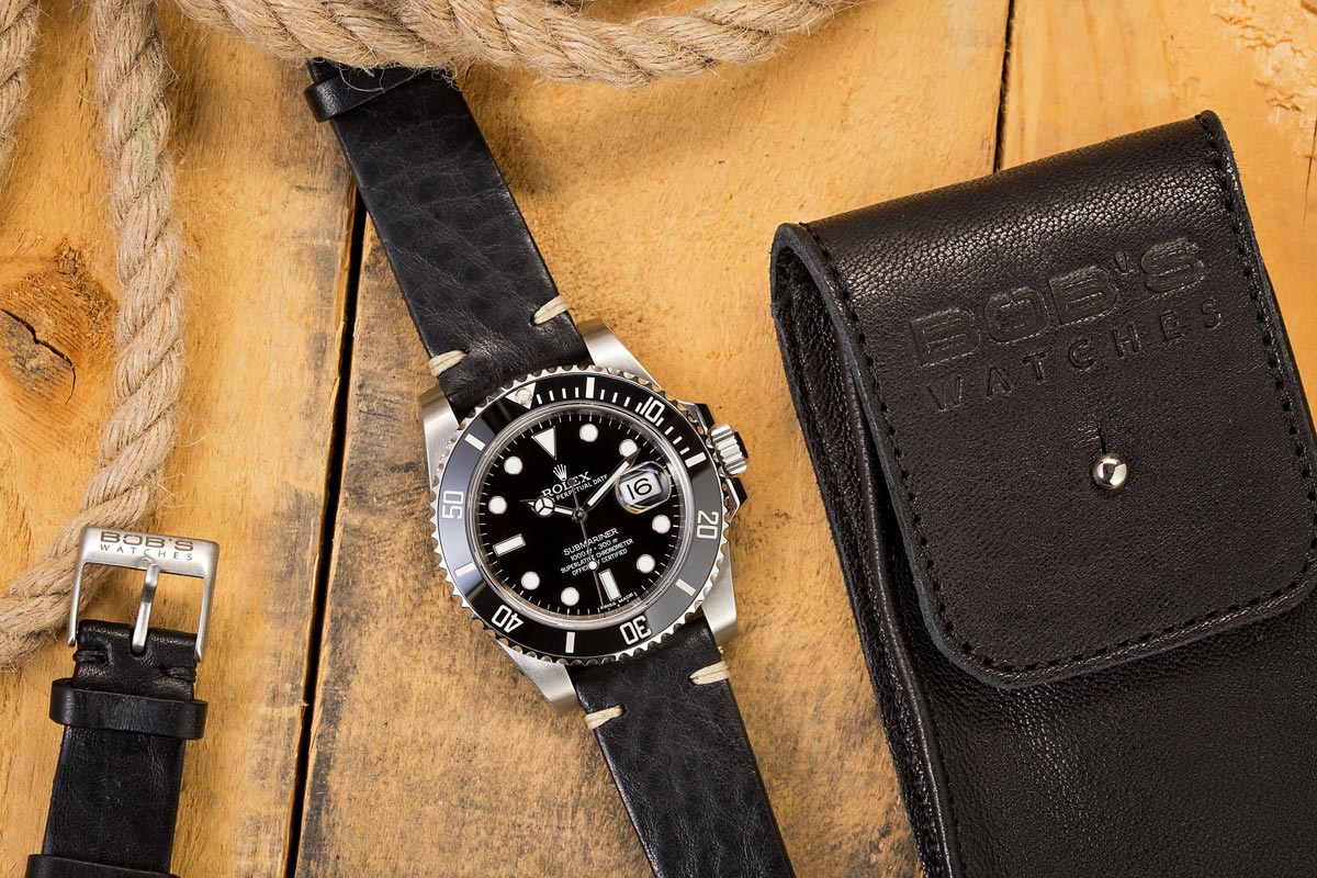 James Bond Wore His Submariner on a Leather Strap , Bob\u0027s