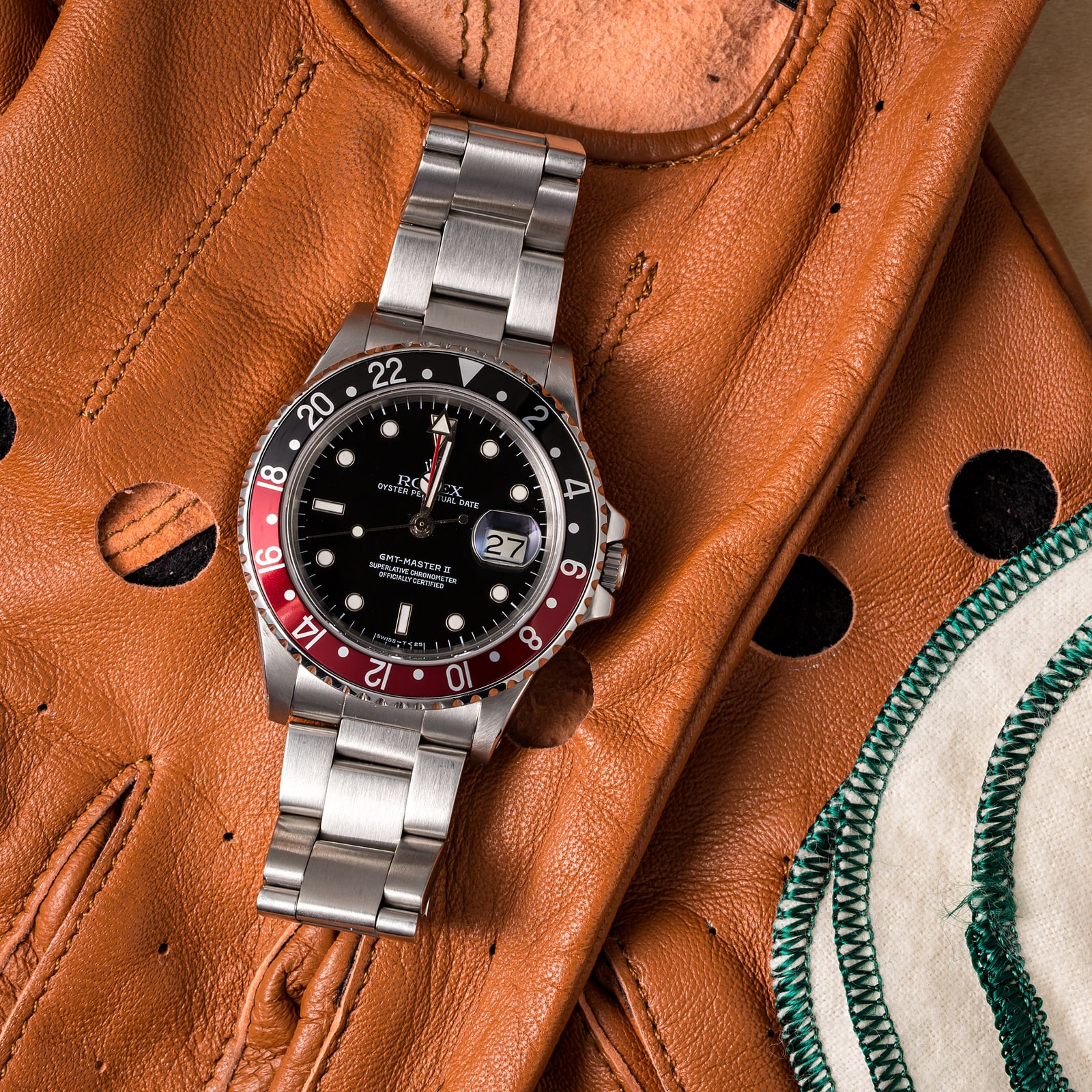 Rolex Fat Lady Reference GMT-Master 16760