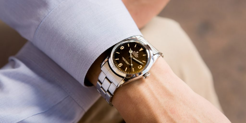 By learning how to store your rolex properly, your watch can actually appreciate in value