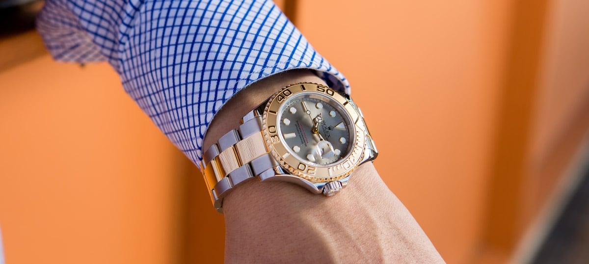 Rolex Metals