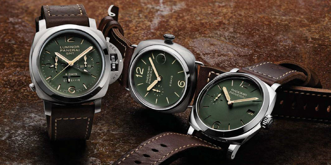 What Are Panerai Sandwich and Sausage Dials?