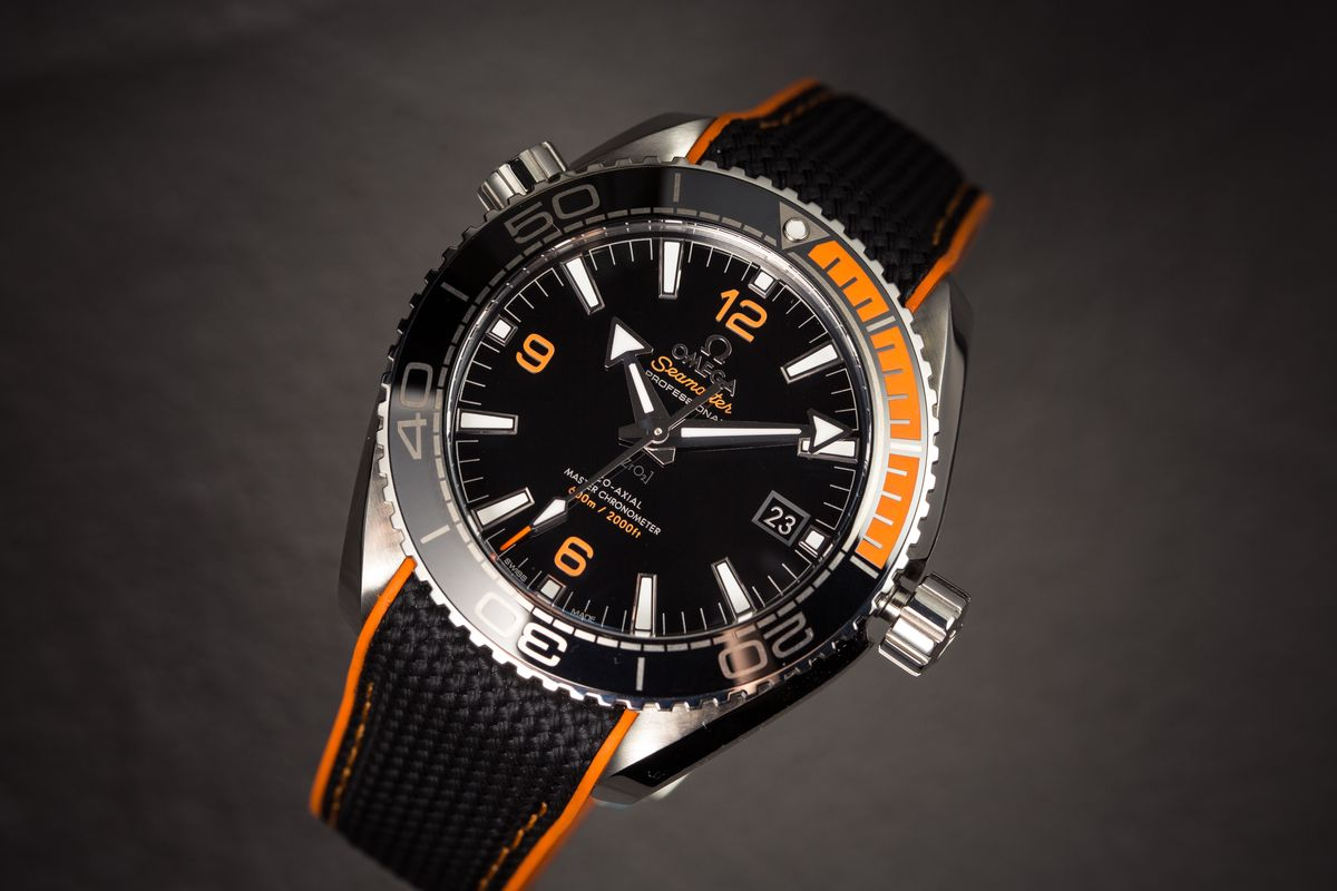 Omega Seamaster Planet Ocean 600M Review