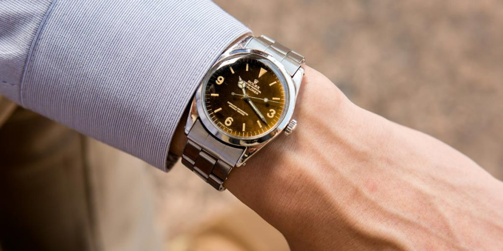 The thrill of chasing after your own grail watch can fuel your passion