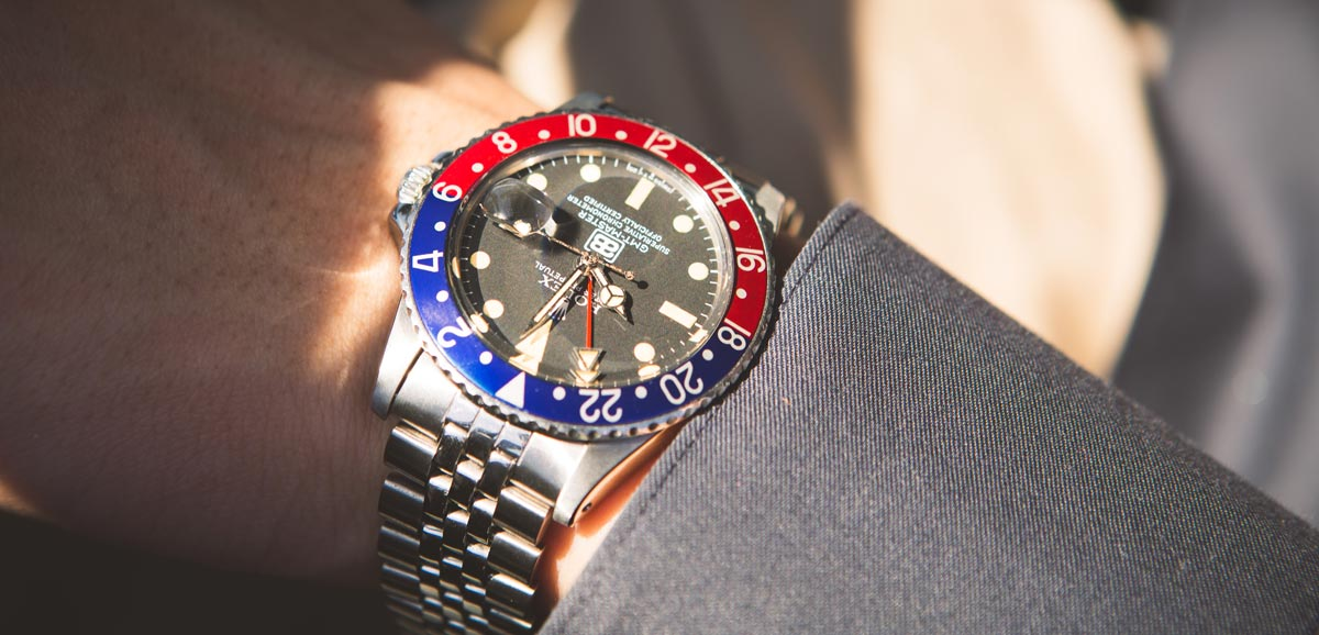 GMT-Master reference 1675