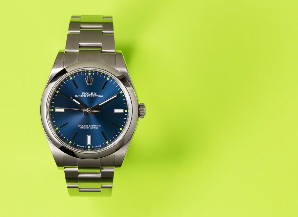 The Rolex Oyster Bracelet