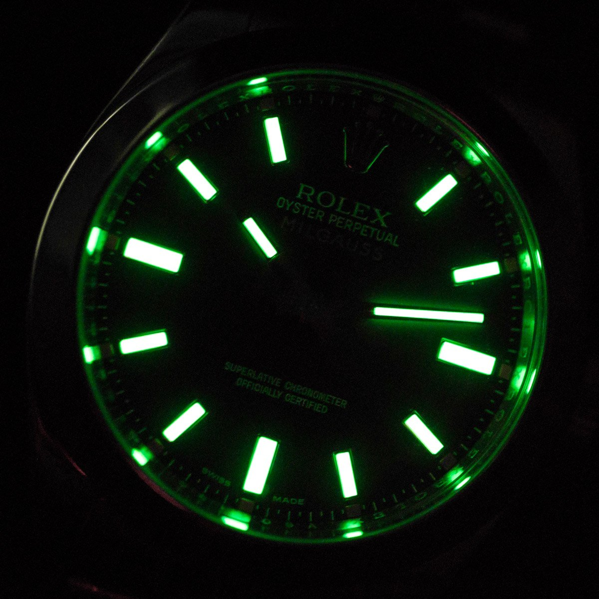Chromalight vs Superluminova