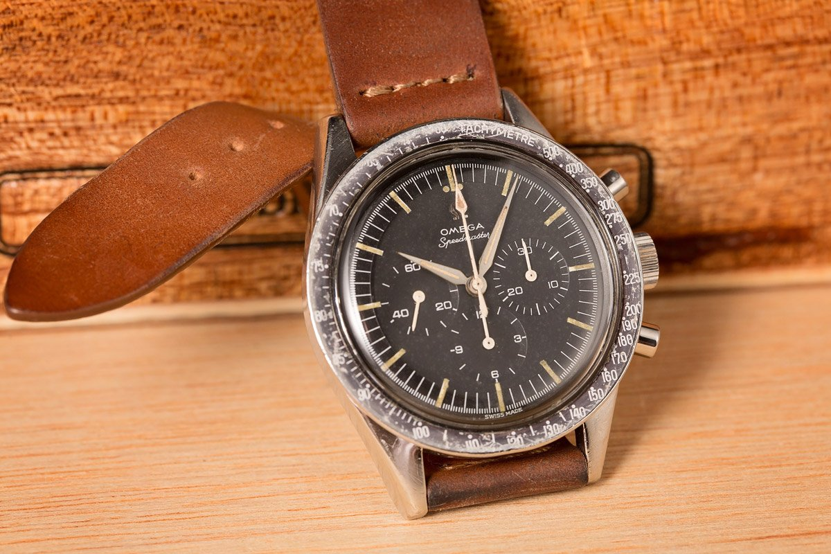 Vintage Luxury Watches Collect 2020 Omega Speedmaster