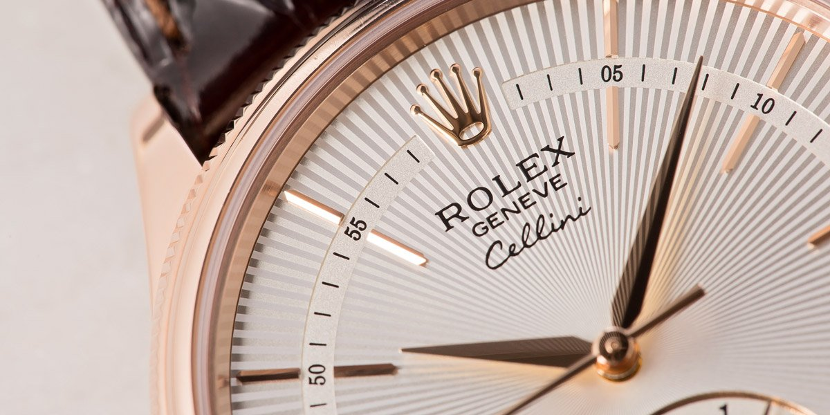 Rolex Cellini Everose