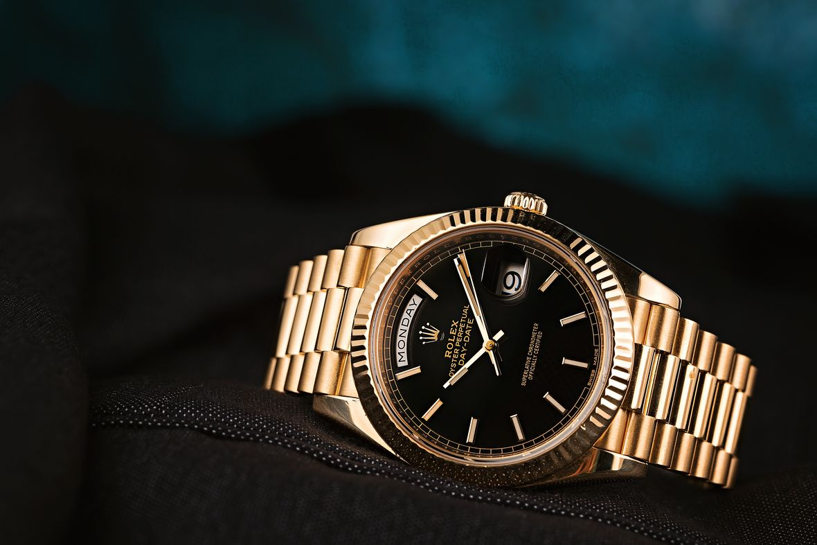 Rolex Day-Date II vs Day-Date 40 Reference 228238 18k Yellow Gold