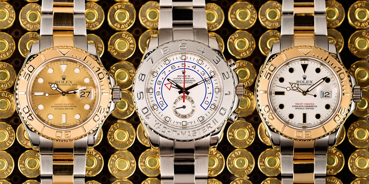 The Most Unusual Rolex Yacht-Master Dial