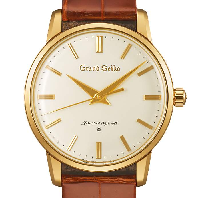 Grand Seiko is a watch company from Japan