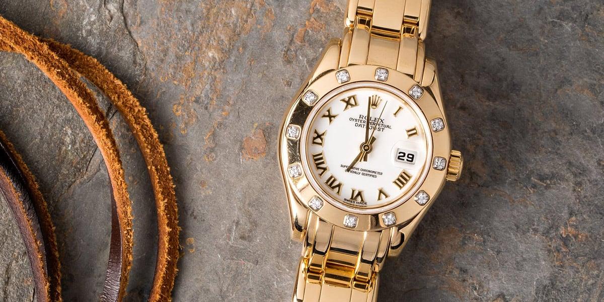 Ladies Diamond Watches