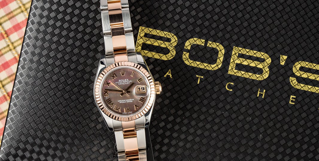 Everose Ladies Rolex Watches