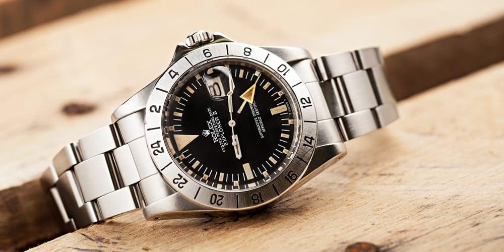 Rolex Steve McQueen Explorer II 1655