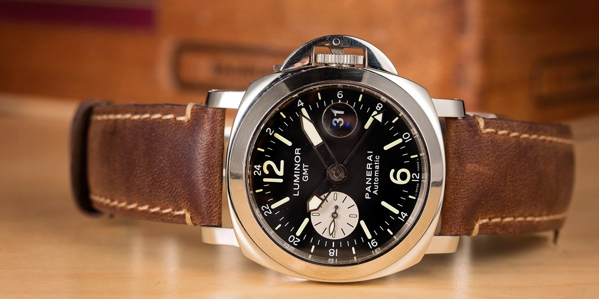 Panerai Luminor GMT PAM01088