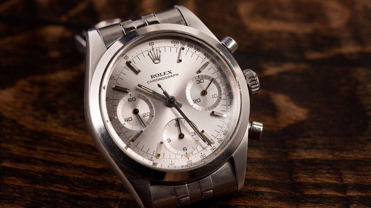 Rolex Value Estimator