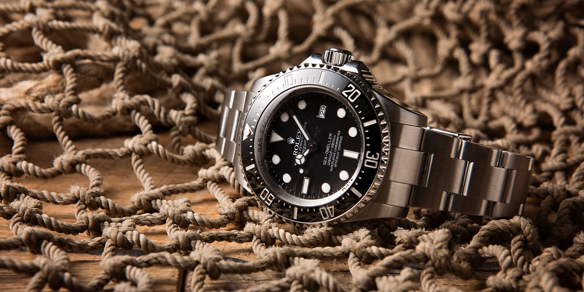 Deepsea Sea-Dweller 116660