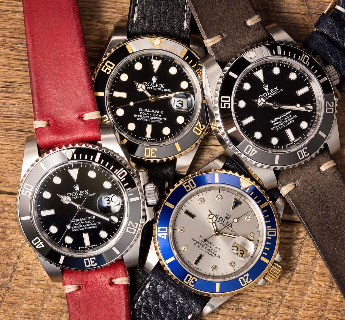 Why are Pre-Owned Rolex Watches More Expensive than New Rolexes - Submariner dive watches