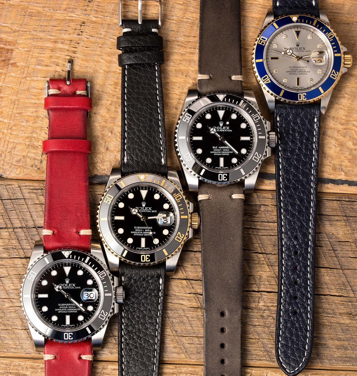 Rolex Submariner Dive Watches