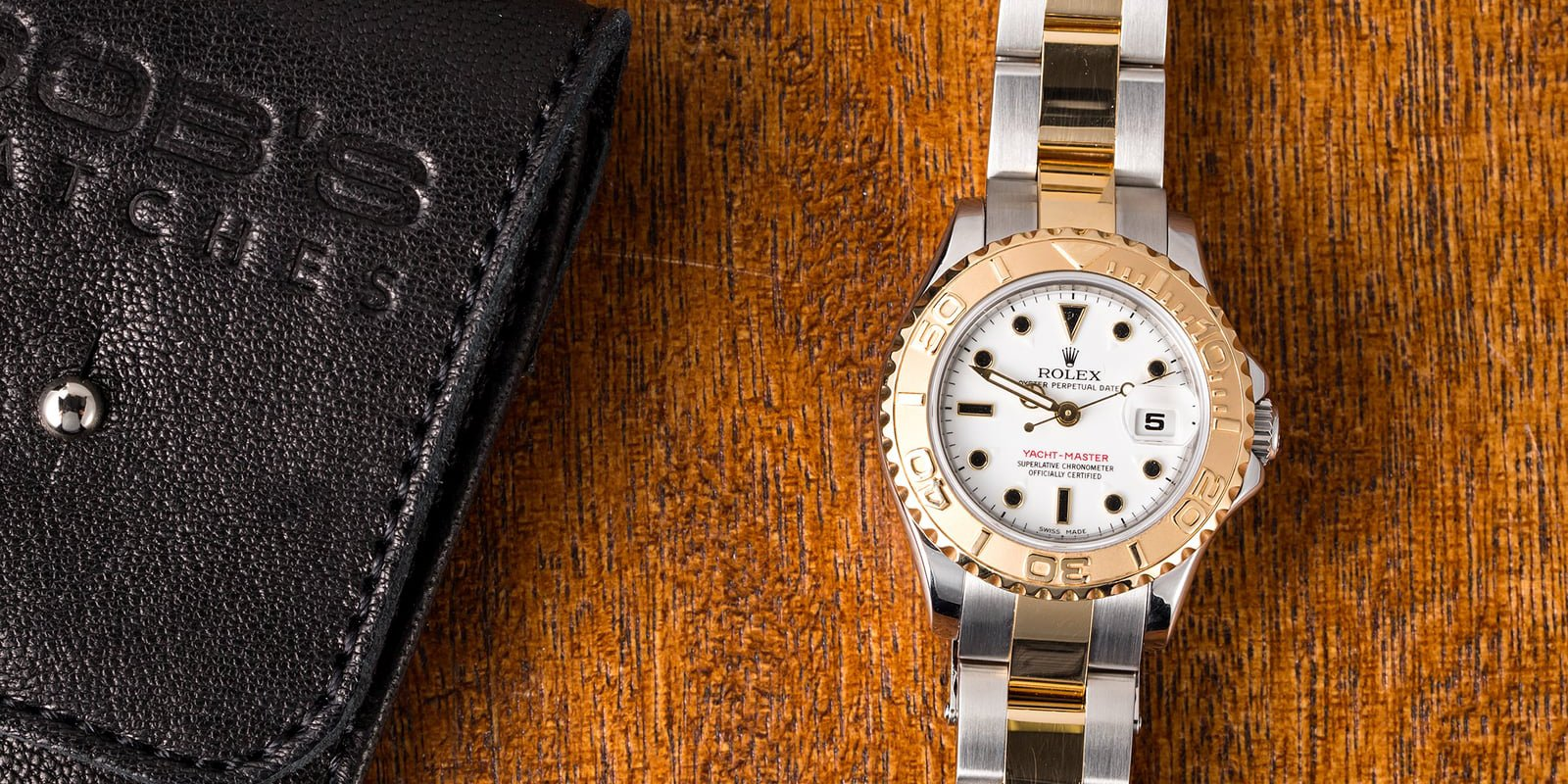 Rolex Watches for Women that Won't Break the Bank Yacht-Master 169623