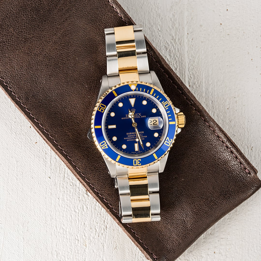 Two-Tone 16613 Rolex Submariner Review