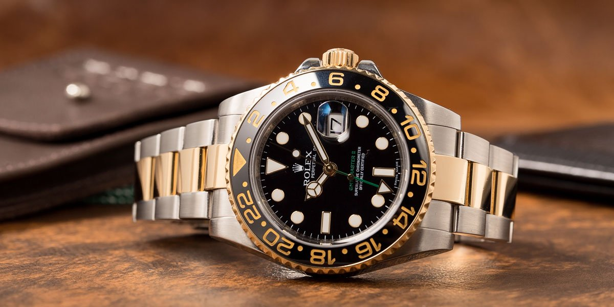 GMT Master II 116713